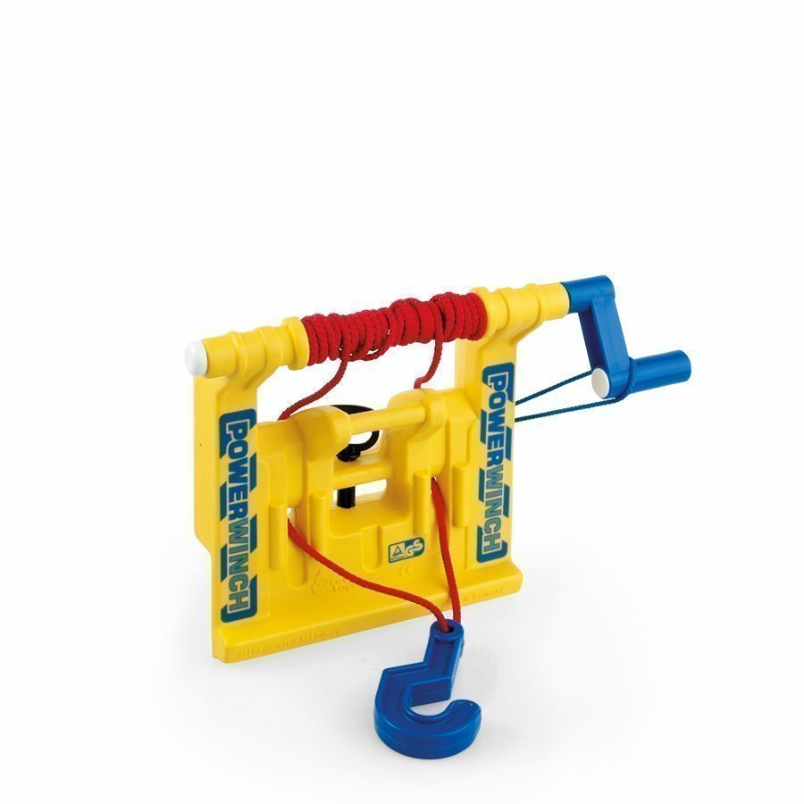 Rolly Toys Rollypowerwinch Vinssi 409006