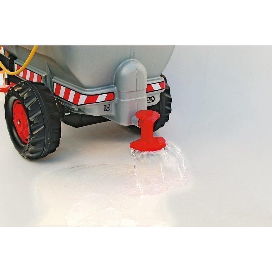 Rolly Toys Rollytanker Vesitankki Silver 122776