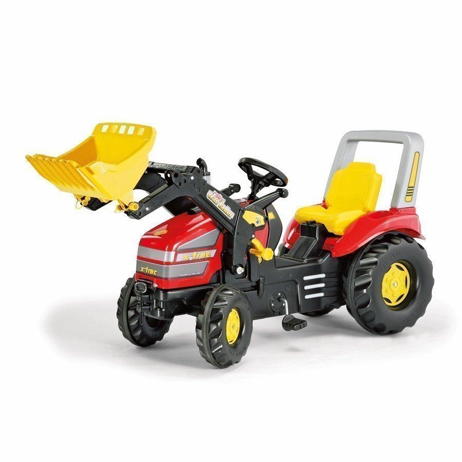 Rolly Toys Rollyx Trac Traktori 046775