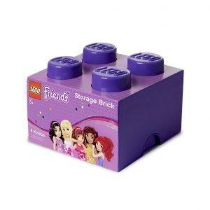 Room Copenhagen Lego Friends Säilytyslaatikko 4 Violetti