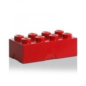 Room Copenhagen Lego Lounaslaatikko 8 Punainen