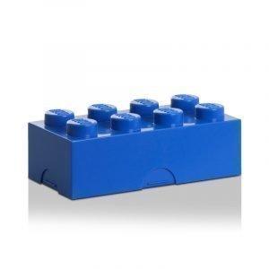Room Copenhagen Lego Lounaslaatikko 8 Sininen