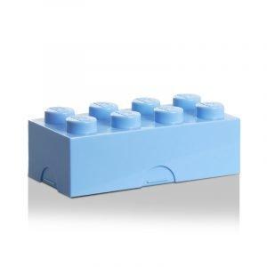 Room Copenhagen Lego Lounaslaatikko 8 Vaaleansininen