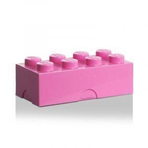 Room Copenhagen Lego Lounaslaatikko 8 Vaaleanvioletti