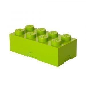 Room Copenhagen Lego Lunch Lounasrasia 8 Vaaleanvihreä