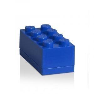Room Copenhagen Lego Mini Säilytyslaatikko 8 Sininen