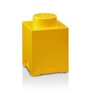 Room Copenhagen Lego Säilytyslaatikko 1 Keltainen