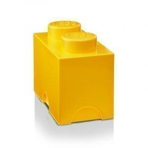 Room Copenhagen Lego Säilytyslaatikko 2 Keltainen