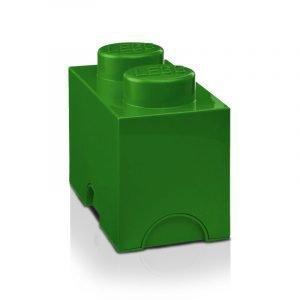 Room Copenhagen Lego Säilytyslaatikko 2 Tummanvihreä