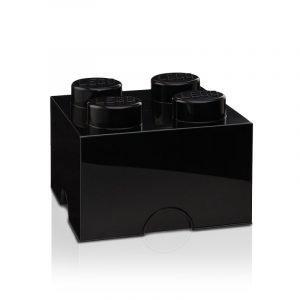 Room Copenhagen Lego Säilytyslaatikko 4 Musta