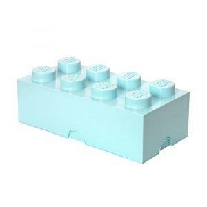 Room Copenhagen Lego Säilytyslaatikko 8 Aqua