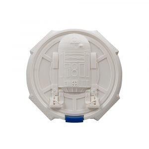 Room Copenhagen Star Wars R2 D2 Lounaslaatikko Valkoinen