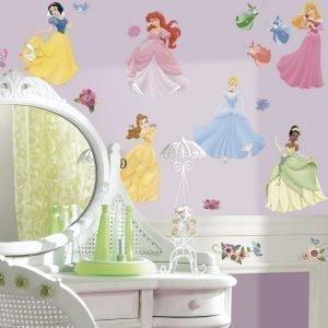 RoomMates Seinäsiirtokuva Disney Princess