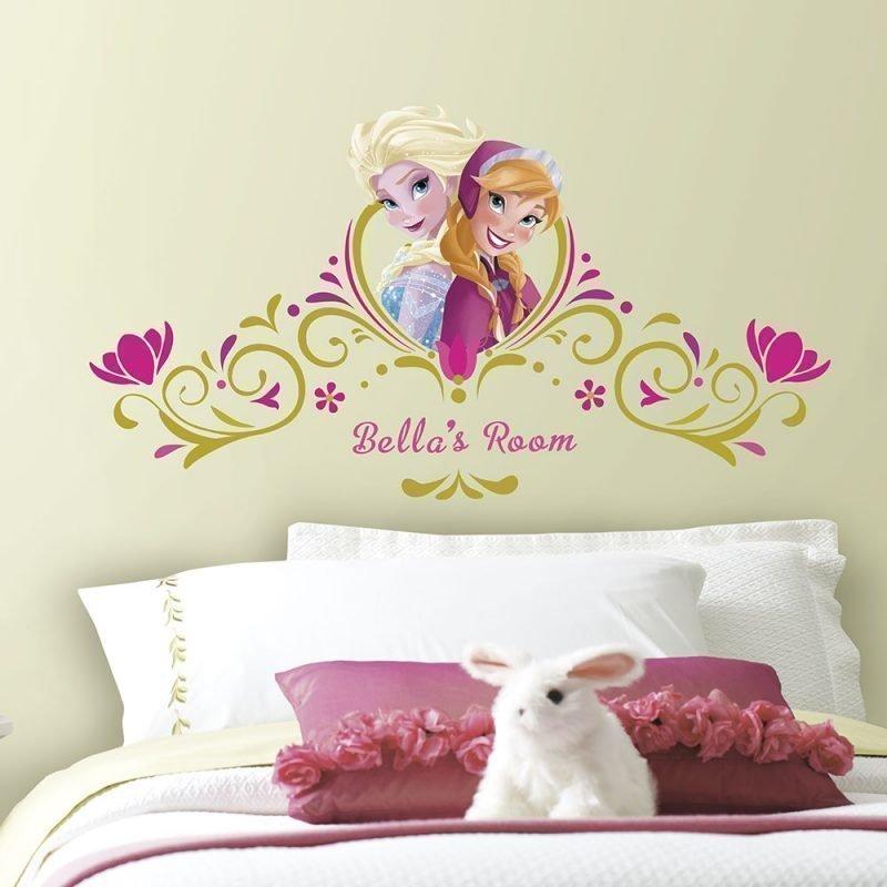 RoomMates Seinätarra Disney Frozen Spring