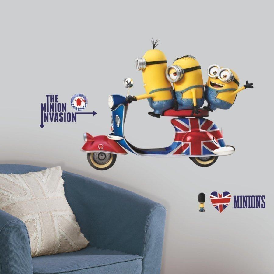 Roommates Minions / Kätyrit Ja Vespa