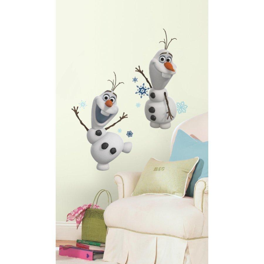 Roommates Seinätarra Disney Frozen Olaf