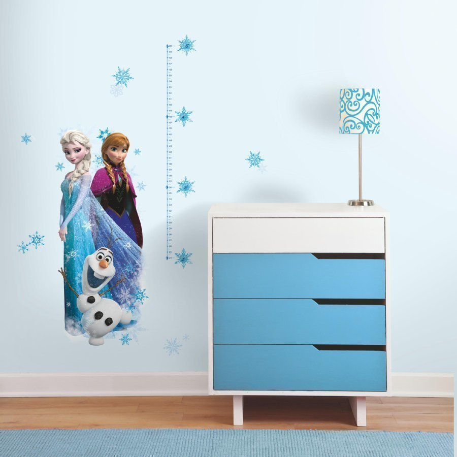 Roommates Seinätarra Disney Frozen Pituusmitta