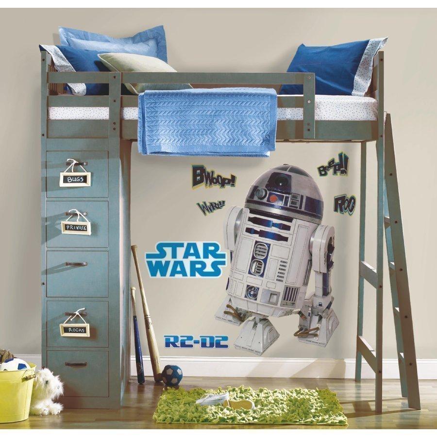 Roommates Seinätarra Star Wars R2d2