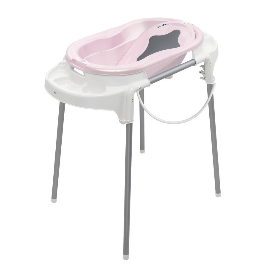 Rotho Babydesign Top Kylpysetti Vaaleanpunainen