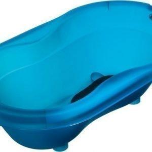 Rotho Kylpyamme Top Trend Transparent Sininen