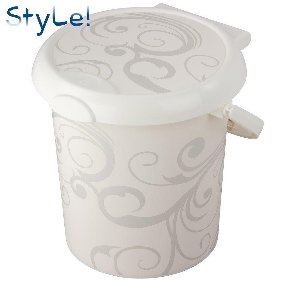 Rotho Style! Vaipparoskis Vintage White