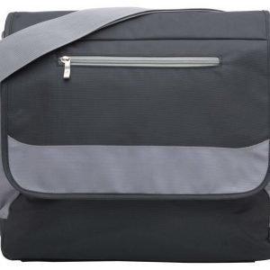 Ryco Hoitolaukku Milla Messenger Bag Harmaa/Musta