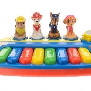 Ryhmä Hau Piano + Hahmot