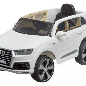 Sähköauto Audi Q7 12v Valkoinen