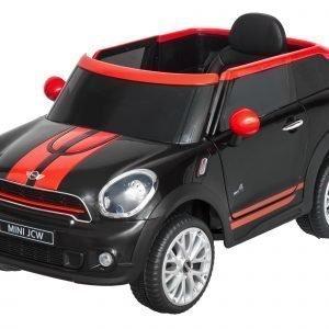 Sähköauto Mini Paceman 12v Musta