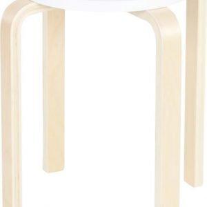 SG Furniture Jakkara Junior Valkoinen/Koivu