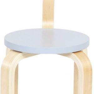 SG Furniture Tuoli Harmaa/Koivu