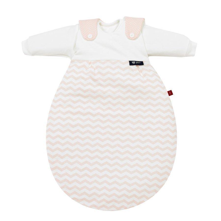 S.Oliver By Alvi Baby Mäxchen Kaksiosainen Unipussi Chevron Vaaleanpunainen