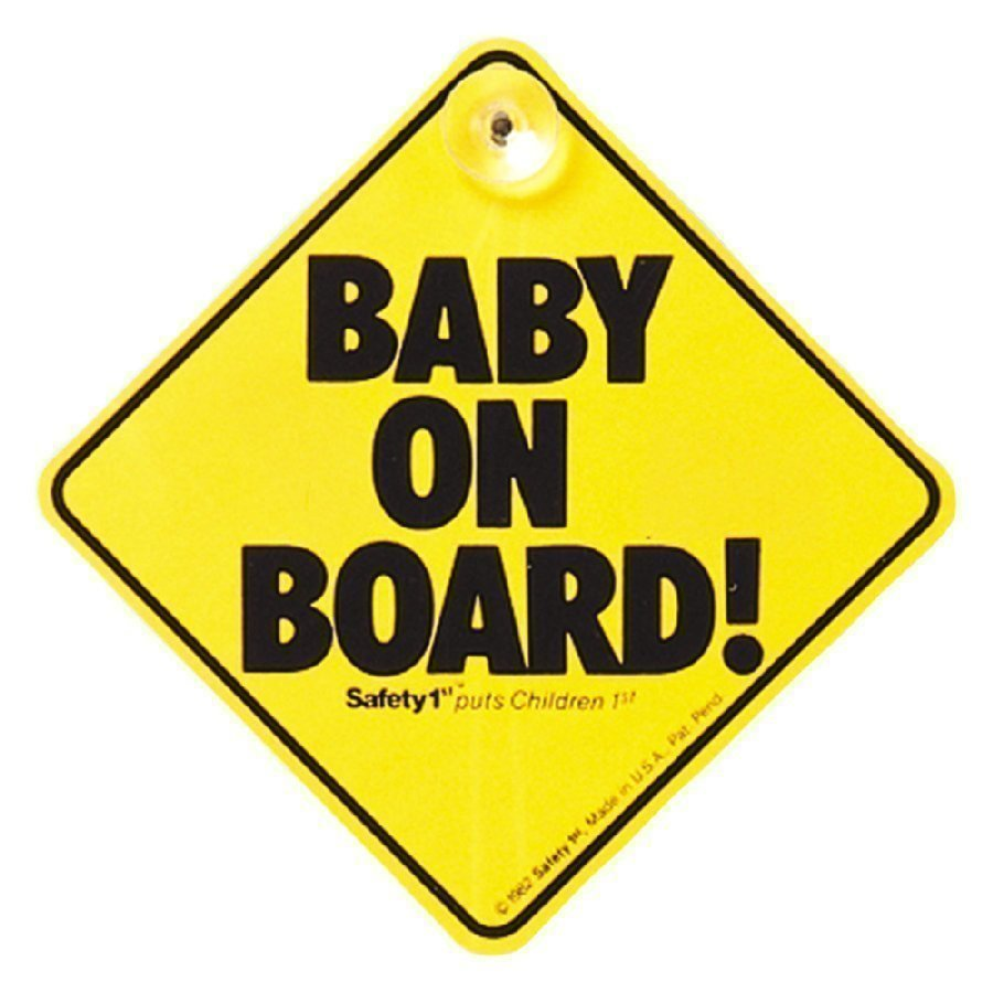 Safety 1st Baby On Board Kyltti