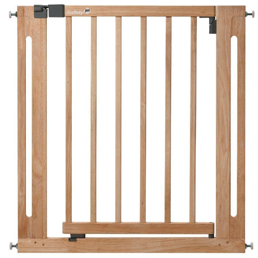 Safety 1st Turvaportti Easyclose Wood Puinen