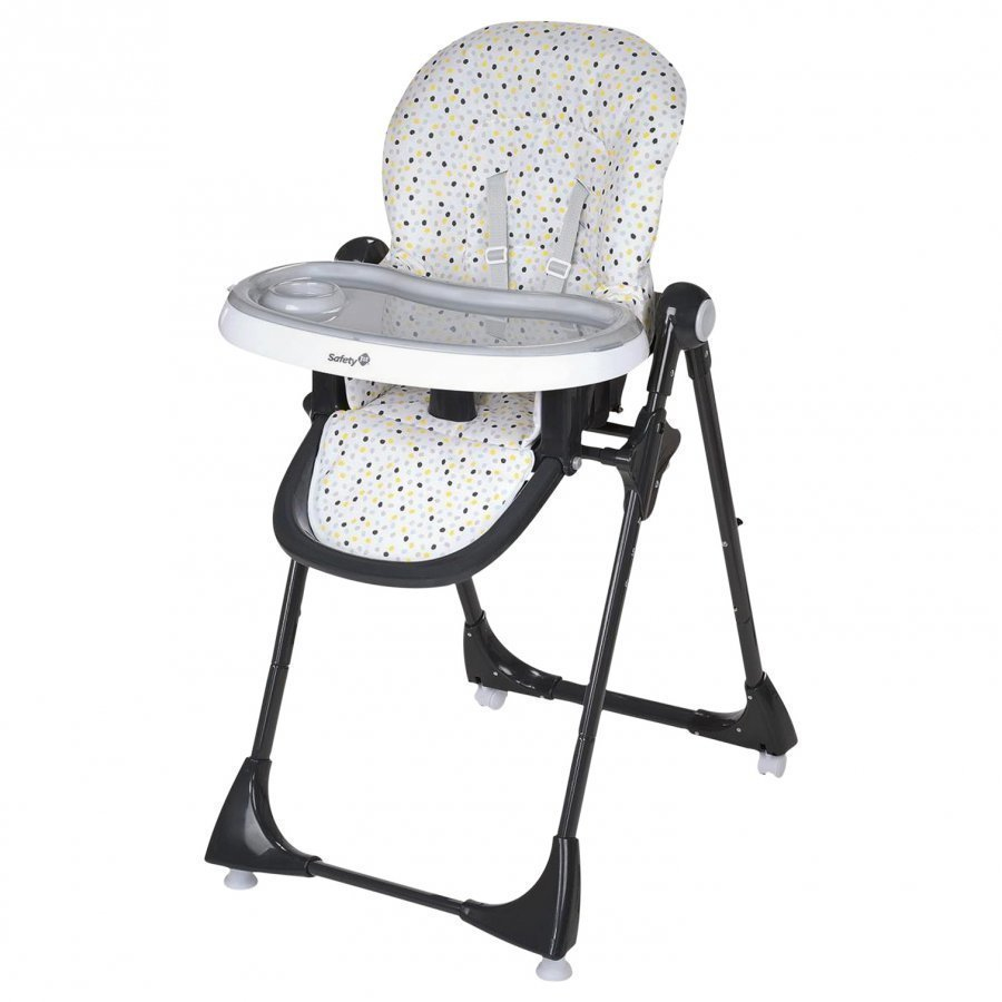 Safety1st Kiwi High Chair Grey Patch Syöttötuoli