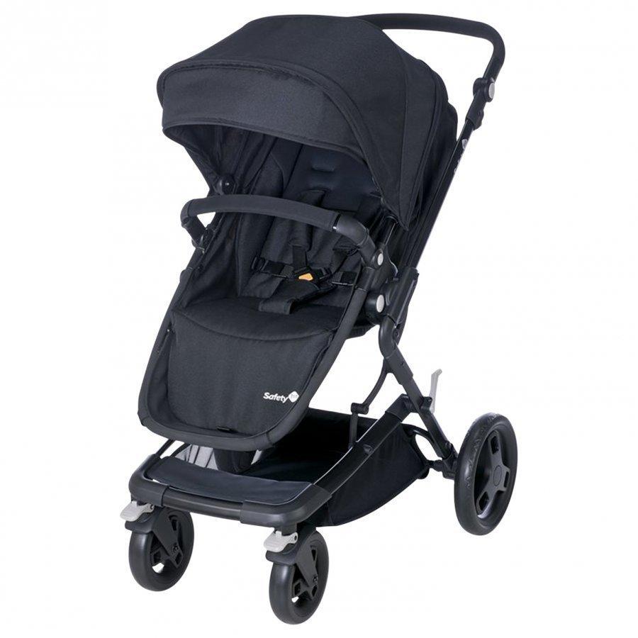 Safety1st Kokoon Stroller Full Black Yhdistelmävaunut