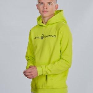 Sail Racing Jr Bowman Hood Huppari Keltainen