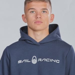 Sail Racing Jr Bowman Hood Huppari Sininen