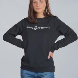 Sail Racing Jr Bowman Sweater Neule Musta