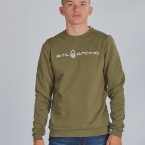 Sail Racing Jr Bowman Sweater Neule Vihreä