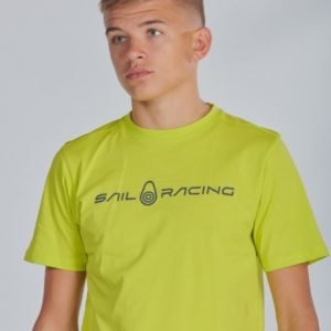 Sail Racing Jr Bowman Tee T-Paita Keltainen