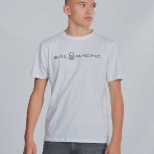 Sail Racing Jr Bowman Tee T-Paita Valkoinen