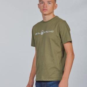 Sail Racing Jr Bowman Tee T-Paita Vihreä