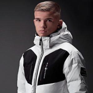 Sail Racing Jr Patrol Down Jacket Takki Valkoinen