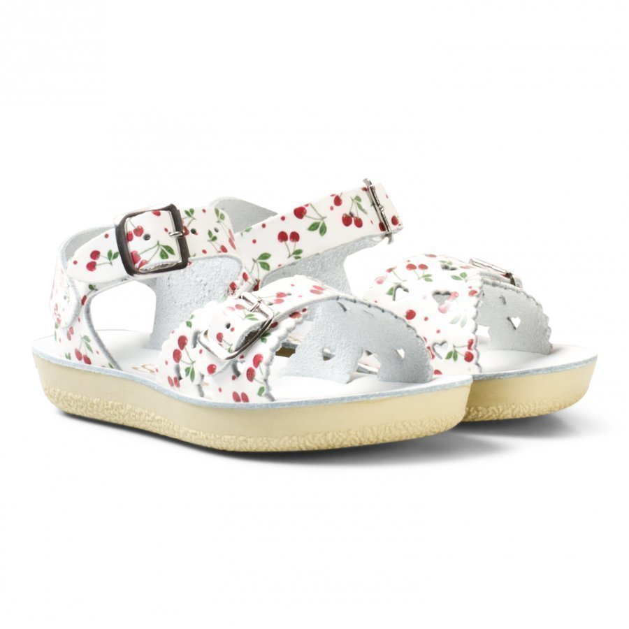 Salt-Water Sandals Sweetheart Premium Sandaalit Cherry Remmisandaalit