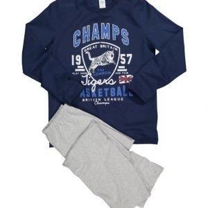 Sanetta Champions Pyjama