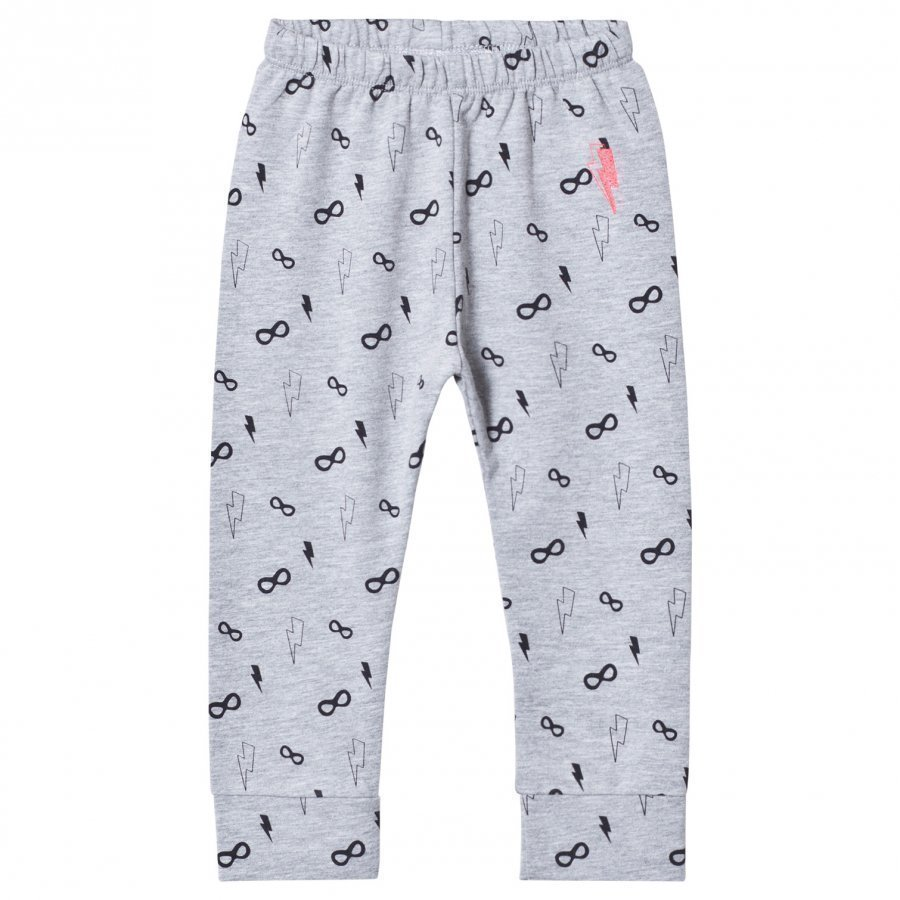 Scamp & Dude Chill Out Leggings Grey Mask And Bolt Legginsit
