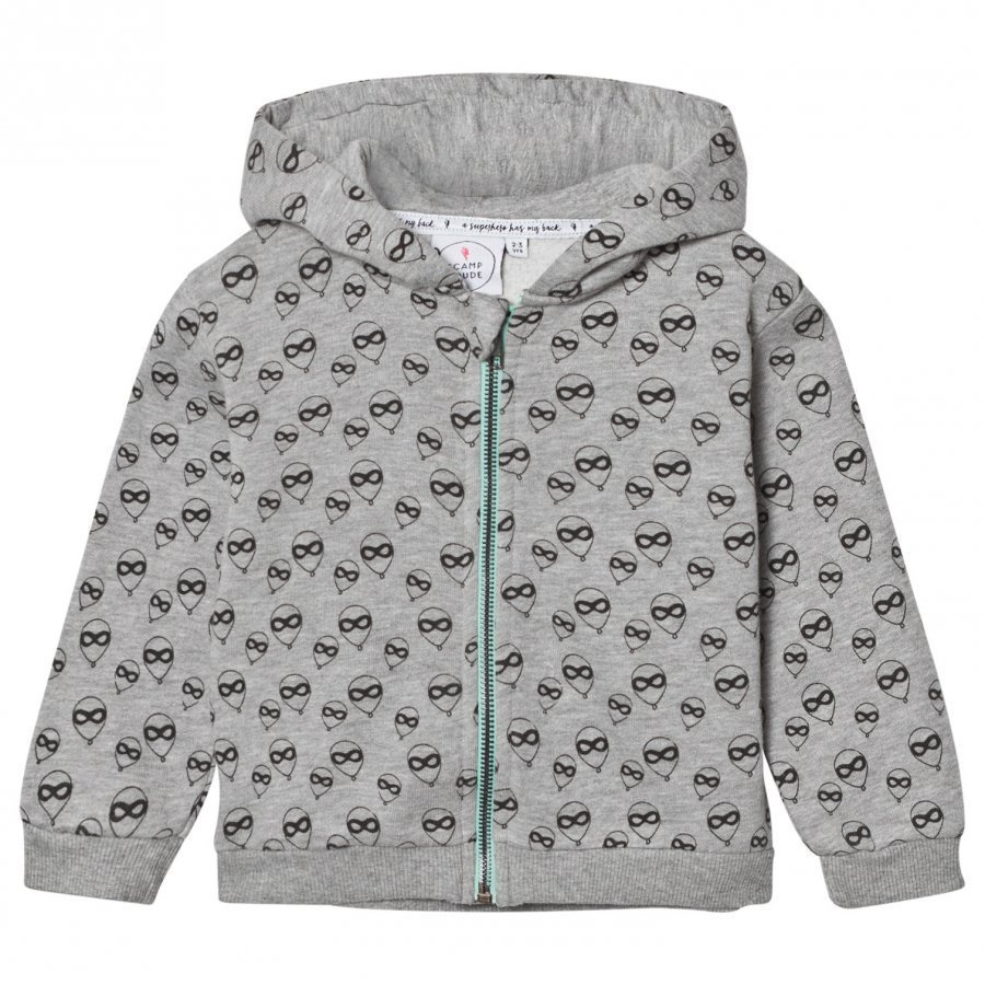 Scamp & Dude Super Cool Hoodie Grey Huppari