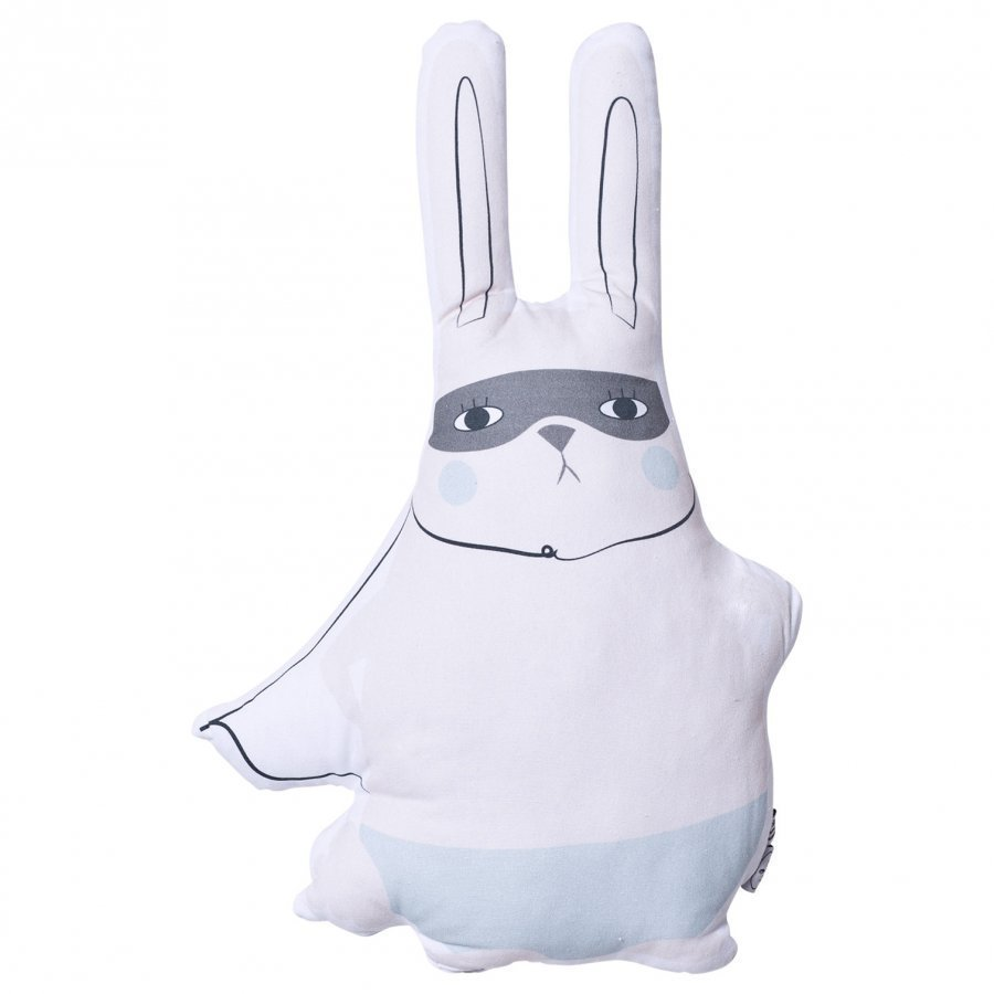 Scamp & Dude Superhero Sleep Buddy Super Bunny Light Pink Pehmolelu