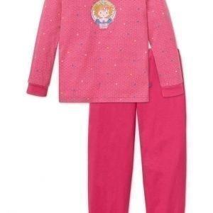 Schiesser Lillifee Tyttöjen Pyjama